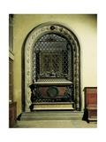 Piero and Giovanni De Medici's Tomb Giclée-Druck von Andrea del Verrocchio