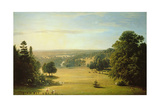 View from Lord Northwick's Villa at Harrow on the Hill Giclee Print by John Glover