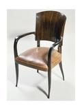 Art Deco Style Armchair Gicléetryck av Jacques-emile Ruhlmann