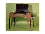 Art Deco Style Dressing Table Gicléetryck av Jacques-emile Ruhlmann