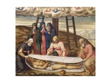 The Holy Shroud Giclee Print by Giovanni Battista Della Rovere
