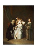 Fainting or Sickly Woman, 1741-1744 Giclee Print by Pietro Longhi