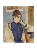 Portrait of Madeleine Bernard, 1888 Reproduction procédé giclée par Paul Gauguin