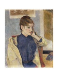 Portrait of Madeleine Bernard, 1888 Giclee Print by Paul Gauguin