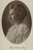 Rosa Luxemburg, German Philosopher and Socialist Revolutionary Impressão fotográfica