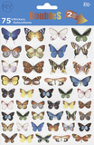 Butterflies 2 Stickers Klistremerker