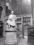 Monument to James Watt in St Paul's Chapel, Westminster Abbey, London Photographic Print by Frederick Henry Evans