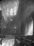 Interior of Westminster Abbey, Looking Towards the High Altar Photographic Print by Frederick Henry Evans