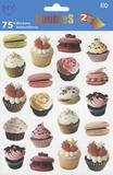 Cupcakes Stickers Tarrat