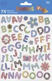 Alphabet Stickers Klistremerker