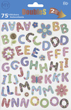 Alphabet Stickers Stickers