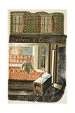 Baker and Confectioner Giclée-vedos tekijänä Eric Ravilious
