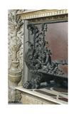 Decorative Detail of Piero and Giovanni De Medici's Tomb Giclée-Druck von Andrea del Verrocchio