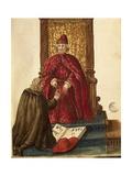 Republic Dignitary Swearing Loyalty to Venetian Doge Giclée-Druck von Jan van Grevenbroeck
