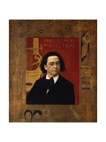 Portrait of the Pianist and Piano Teacher, Joseph Pembauer, 1890 Giclée-Druck von Gustav Klimt