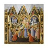 Deposition from Cross or Altarpiece of Holy Trinity, Circa 1432 Reproduction procédé giclée par Giovanni Da Fiesole