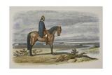 King Alfred Plans the Capture of the Danish Fleet Reproduction procédé giclée par James William Edmund Doyle
