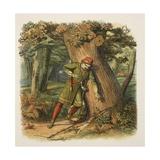 Death of William the Red Reproduction procédé giclée par James William Edmund Doyle