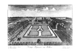 Kings Square in Sohoe, Published by Thomas Glass and Henry Overton I, 1720-1730 Giclee Print by Haynes King