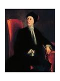 Portrait of Matthew Prior, English Poet and Diplomat Giclee Print by Jonathan Richardson