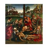The Deposion or the Lamentation over the Dead Christ, 1502 Giclee Print by Luca Signorelli