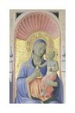 Annalena Altarpiece, Circa 1430 Reproduction procédé giclée par Giovanni Da Fiesole