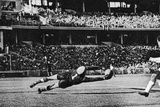 USSR Goalkeeper Photographic Print