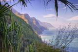 The Magnificent Na Pali Coast, Kauai Hawaii Photographic Print by Vincent James
