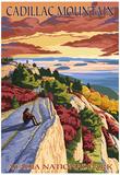 Acadia National Park, Maine - Cadillac Mountain Prints