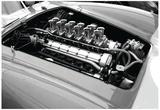 Ferrari Engine Kunstdrucke von  NaxArt