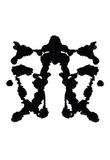 Rorschach Test 高画質プリント