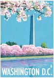 Washington DC, Washington Monument Posters