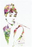 Audrey Hepburn 2 Posters af  NaxArt