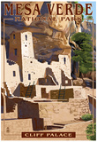 Mesa Verde National Park, Colorado - Cliff Palace Posters