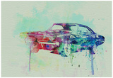 1967 Dodge Charger 2 Prints by  NaxArt