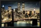 Manhattan, New York Affiche