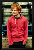 Ed Sheeran-Pin Up Kunstdruck