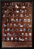 Famous Scientists Prints