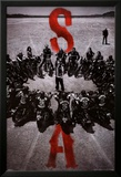 Sons of Anarchy - Bike Circle Prints