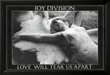 Joy Division (Love Will Tear Us Apart) Music Poster Print Affiches