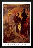 The Hallucinogenic Toreador, c.1970 Prints by Salvador Dalí