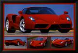 Hommage an Enzo Poster