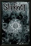 Slipknot (Pentagram) Poster