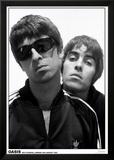 Oasis MTV Studios 1994 Music Poster Print Print