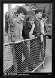 Joy Division-Stockport July 79 Kunstdrucke