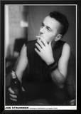 Joe Strummer-Paladium 82 Poster