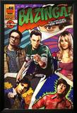 Big Bang Theory-Comic Bazinga Billeder