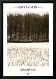 Joy Division Atmosphere Music Poster Print Photographie