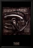 Giger's Alien Posters by H. R. Giger