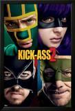 Kick Ass 2 (Cast) Posters